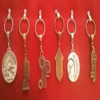 Zamac Key Chain Design Manufacturer