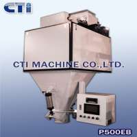 Fertilizer automatic weighing filling machine soil packing machine river sand packing machine Manufacturer