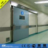 Hermetic Lead Lined Operating Room Doors  low CE certificate