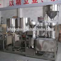 soybean milk tofu machine soya milk machine soy bean milk machineTG250