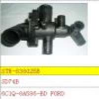 6C1Q8A586BD Thermostat and Thermostat Housing FORD Manufacturer