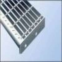 stair tread bolted fixing checkered plate nosing Manufacturer
