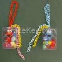Plastic chain plastic chain warning chain Manufacturer