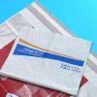 HDPE Tape and Courier Bag Resealable Tape Bag Mailing Bag Manufacturer