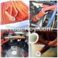 fire sleevesilicone coated fiberglass sleeve Manufacturer