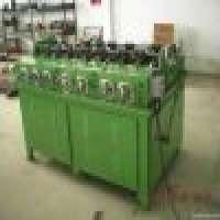 aluminium tube straightening machine Manufacturer