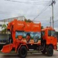 Packman Garbage Truck Waste Compactor Manufacturer