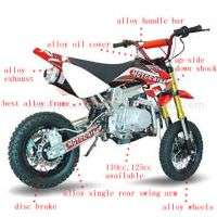 Alloy Frame Dirt Bike 125cc Manufacturer