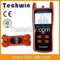 Techwin optical fiber power meter  Manufacturer