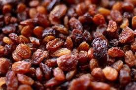 Dired Raisins