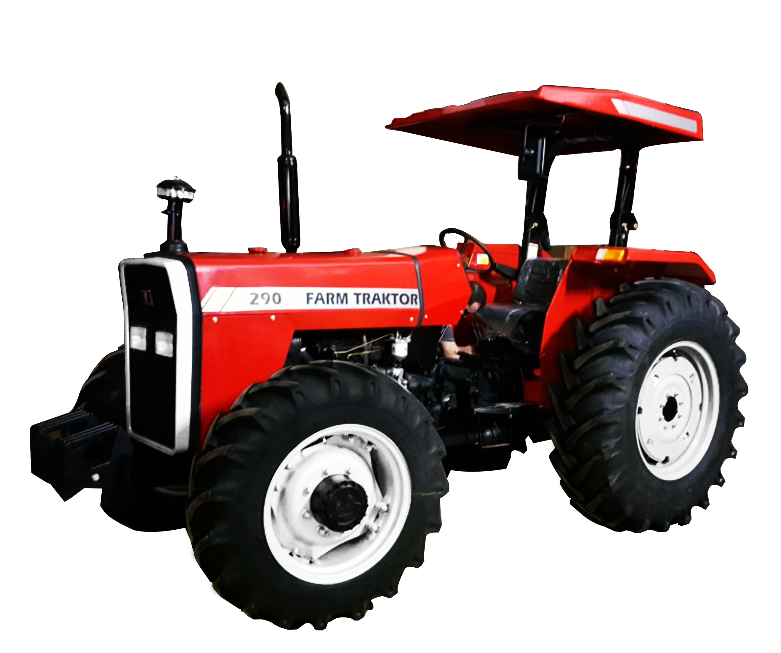 FARM 290 - 4WD (85HP)