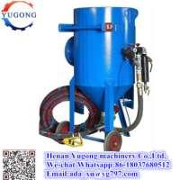 vacuum sand blasting machine