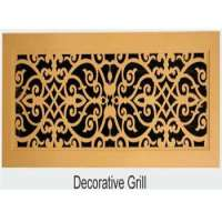 DECORATIVE WINDOW GRILLS