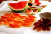 Dried Watermelon Fruit