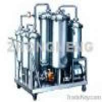 Used Hydraulic Regeneration Oil Purifier filtration plant TYH Manufacturer