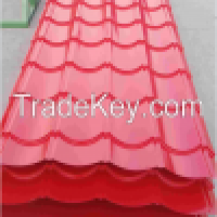 PPGI zinc coated roofing sheet  Manufacturer