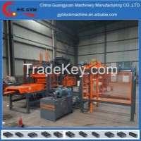 High capacity hydraulic hype automatic block machine cement earth block making machine Manufacturer