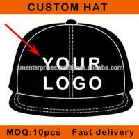 embroidery caps men snapback Manufacturer