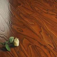 New arrival popular ac4 laminate flooring Manufacturer