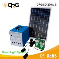 Portable Home solar power equipment Manufacturer