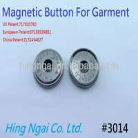 Magnetic Button Garment