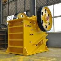 Jaw Crusher Heavy Construction Equipment