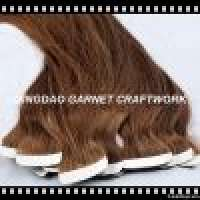 Pressure Sensitive Tapes and HUMAN HAIR TAPE HAIR EXTENSION Manufacturer