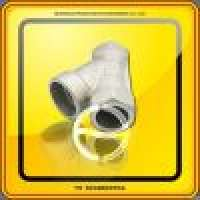 Investment Casting Precision CastingStainless Steel Pipe Fitting Manufacturer