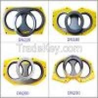 Putzmeister concrete pump parts wear plate and wear ring Manufacturer