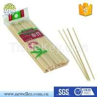 Nonstick rotating sgs bamboo skewers  Manufacturer