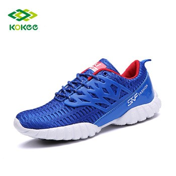 man shoes exercise drop foot jumping youthful shoes