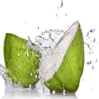 FRESH COCONUT WATER NATURAL HEALTHY DRINK
