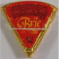 Gourmet Brie Flavor Cheese Spread Wedge Manufacturer