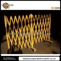 Portable Aluminum Folding Gate Casters