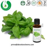 Therapeutic Grade Natural Basil Essential Oil