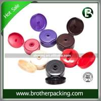 in plastic capflip capscrew cap