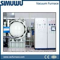 heat treatment vacuum gas quenching furnace H13 steel