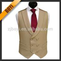 Polyester Waiters Waistcoats Designs Mens Manufacturer
