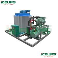 ICEUPS ice flake maker machine 5tons Manufacturer