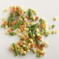 Frozen Mixed Fresh Vegetables