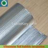 Reflective metal thermal insulation materials foil bubble Manufacturer