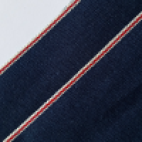 Red selvedge denim fabric jeans Manufacturer