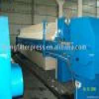 verticle PP mebrane filter press Manufacturer