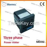 Threephase power meter me432 Manufacturer