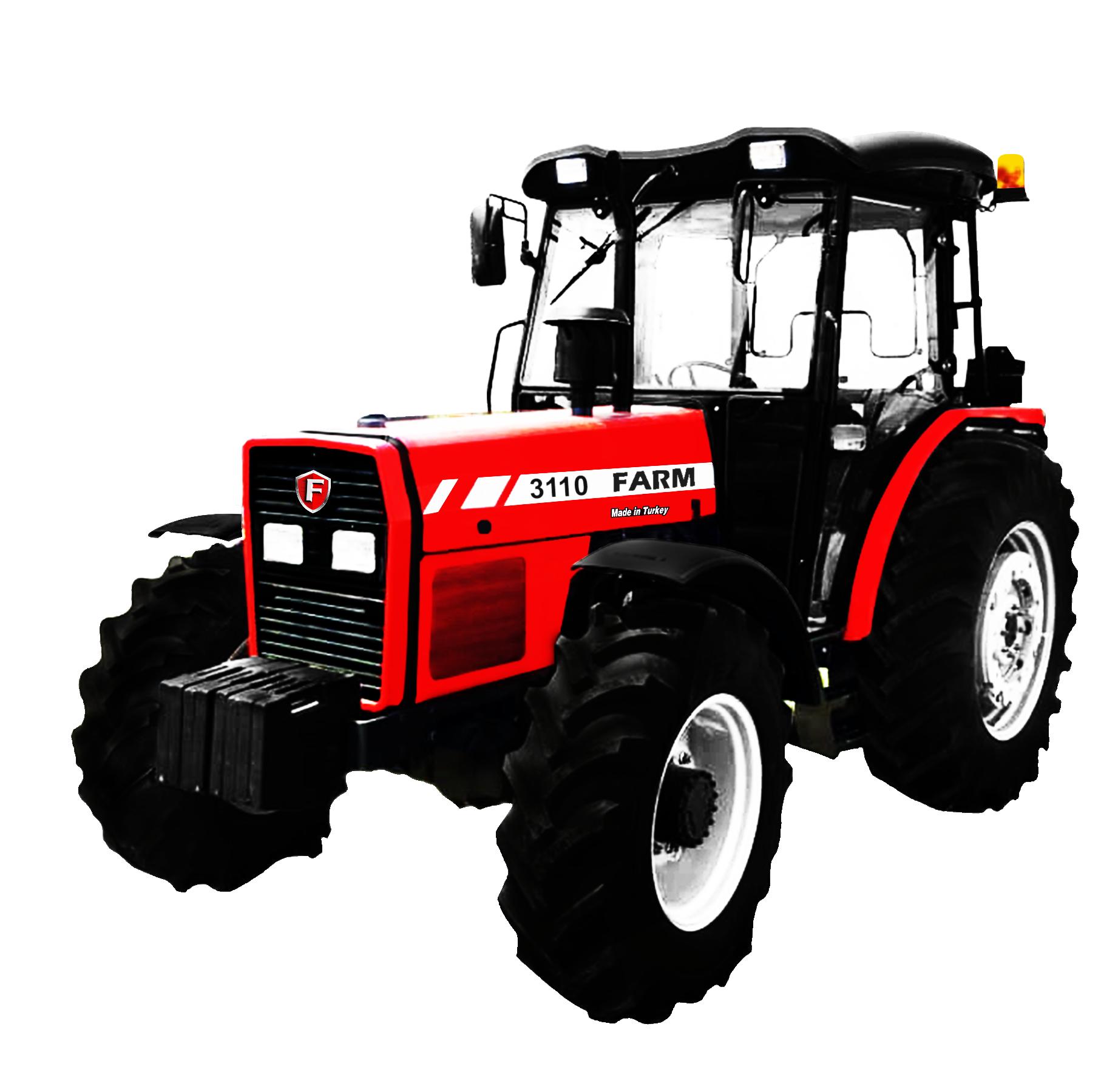 FARM 3110 - 110HP