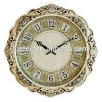 manual wall home decoration clocks