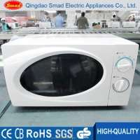 Mini Portable Stainless Steel Microwave Manufacturer