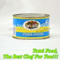 Canned Stewed Chicken