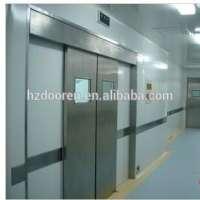 Hermetic Door Hospital Sealed Airtight Door Shielding Down Function Manufacturer