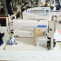 used juki lockstitch industrial sewing machine